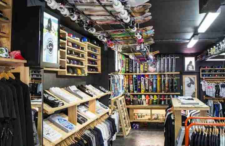 Empire Skate Shop stock CREDIT Lucian Nistor
